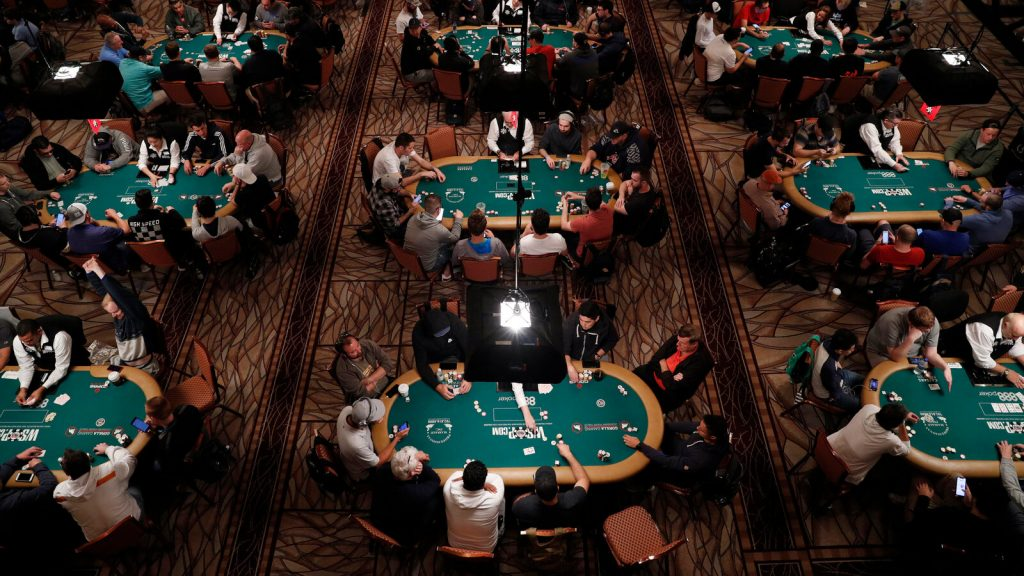 Memahami Logistik Turnamen Poker