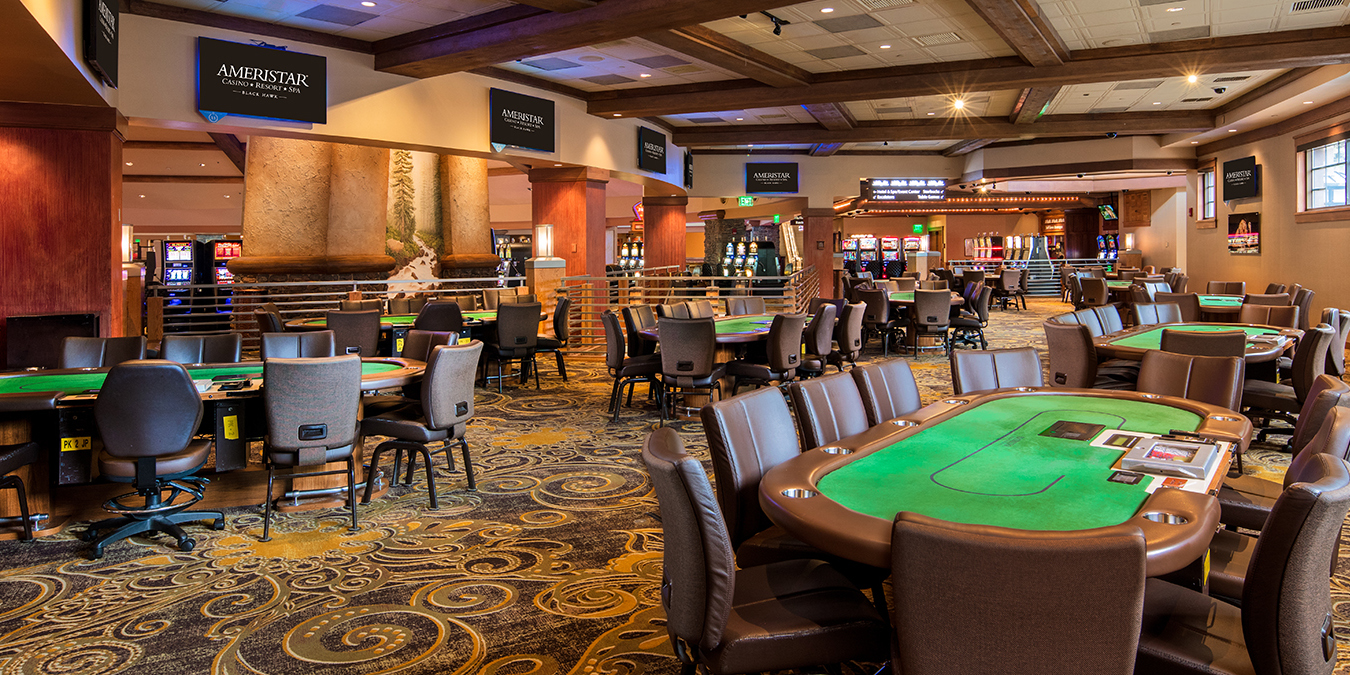 Poker Rooms Are Best