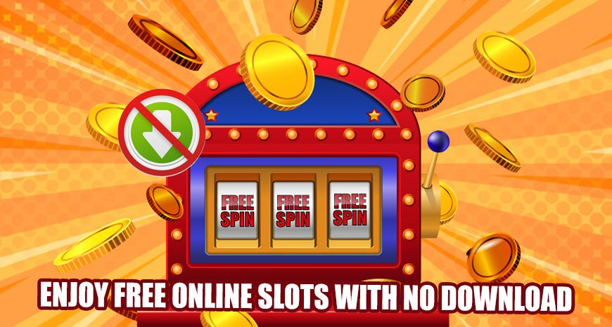Slot Online No Download
